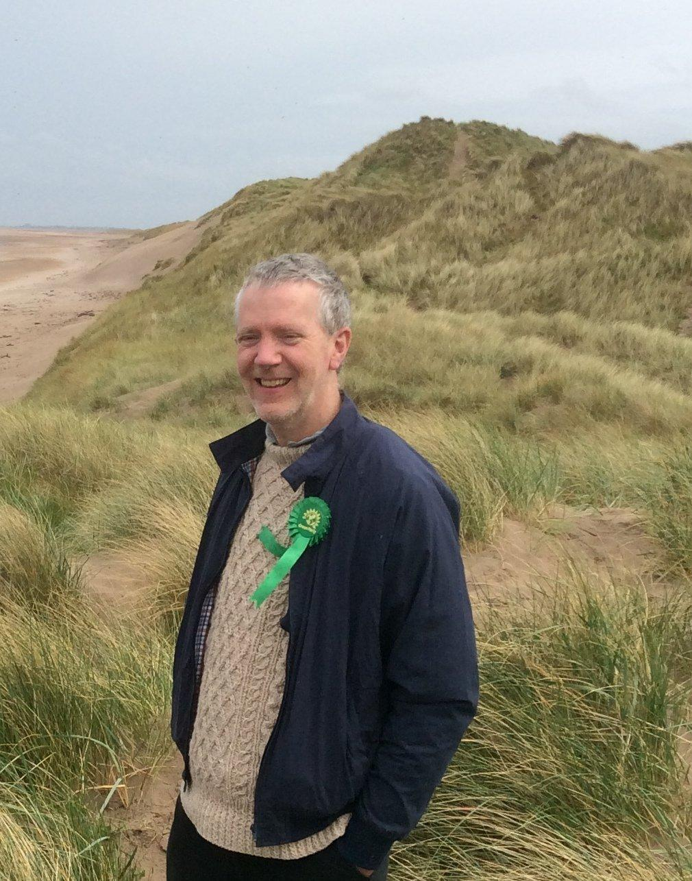 Green Party announces election candidate for Berwick constituency - Northumberland Gazette