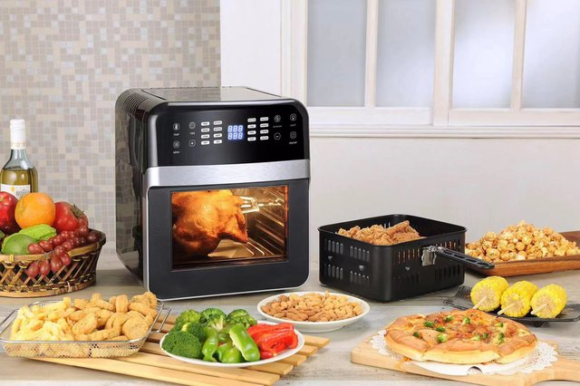 Best UK air fryers 2021, and are they a healthier way to fry?
