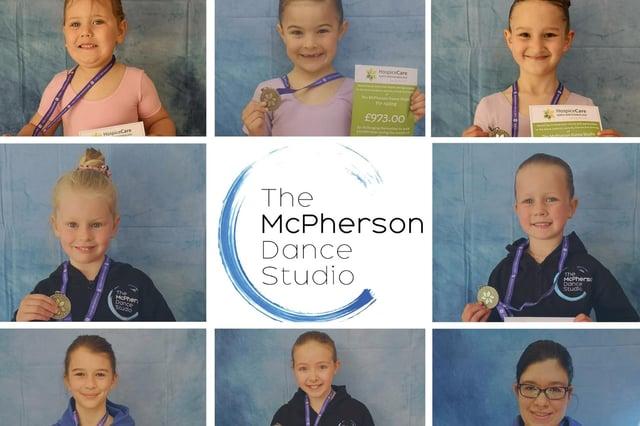 The McPherson Dance Studio.