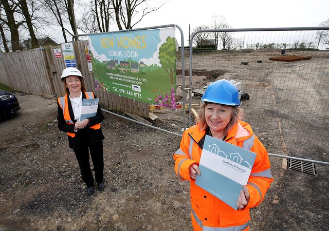 Lynn Grant and Julie Walker of WalkersXchange have been appointed as marketing agents for Southfields, Acklington.