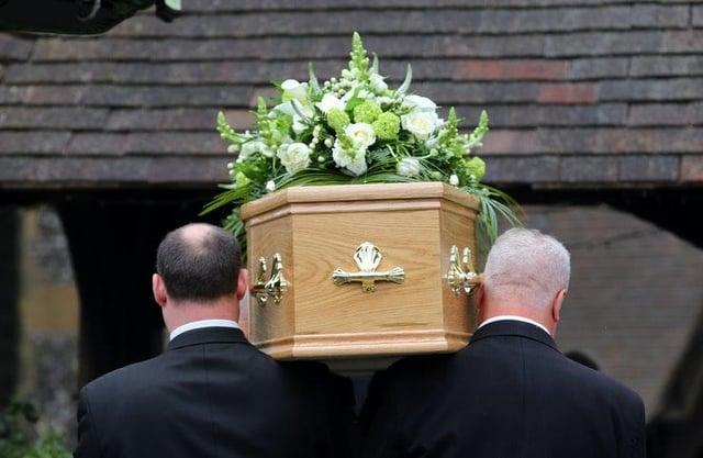 Northumberland's COVID death toll