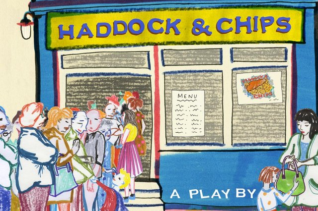 Haddock & Chips is touring the North East.