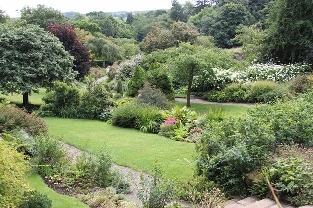Wallington a garden to revisit.