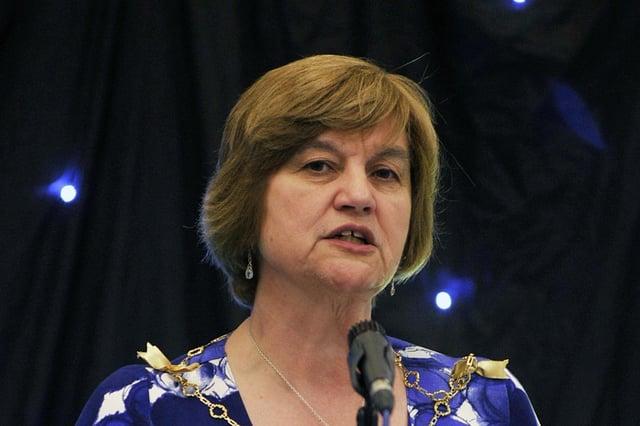 Isabel Hunter.