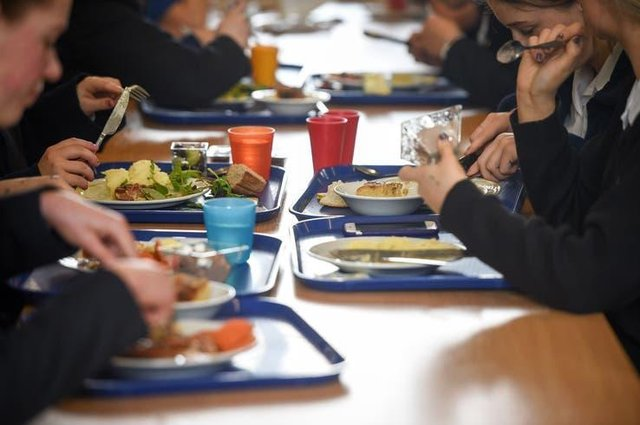 Free school meals numbers increase