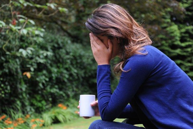 Nearly one in eight are depressed