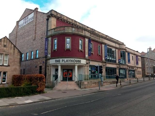 Alnwick Playhouse.