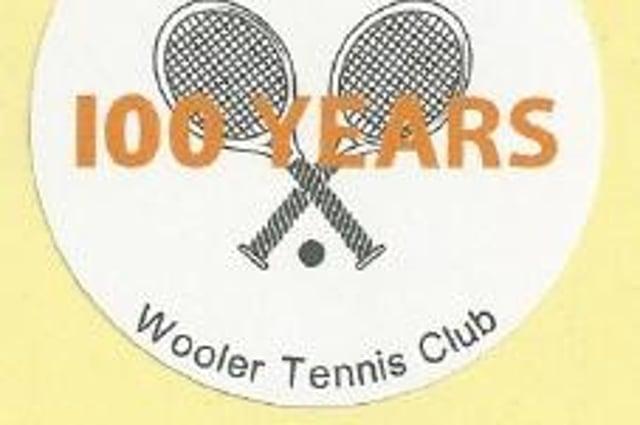 Wooler Tennis Club.