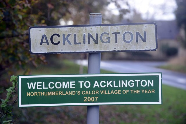 David Barrass questions whether the development at Acklington is ethical.