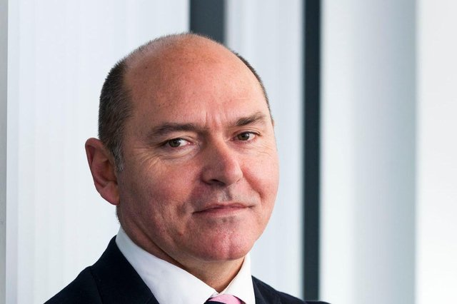 Sir James Mackey, chief executive of Northumbria Healthcare NHS Foundation Trust.