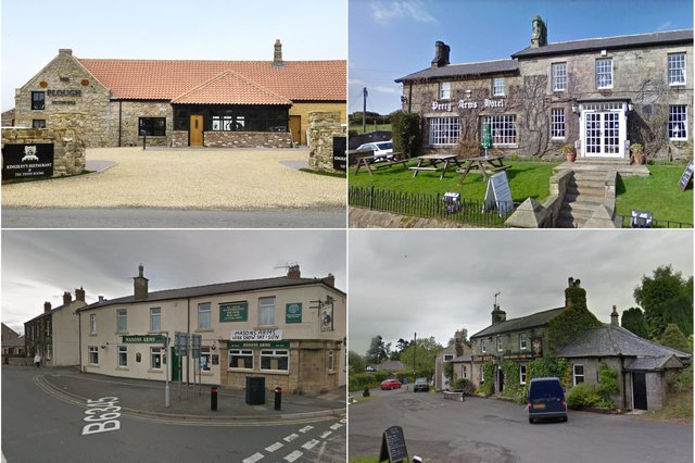 Pubs for sale in Northumberland.