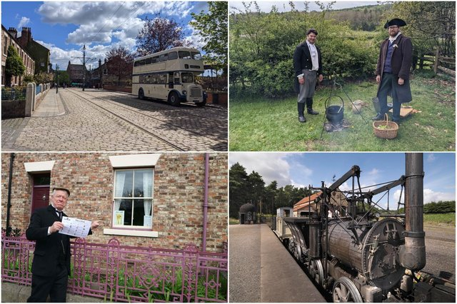 Beamish Museum is ready to welcome visitors to a host of May Half Term activities, including its waggonway and a flower trail.