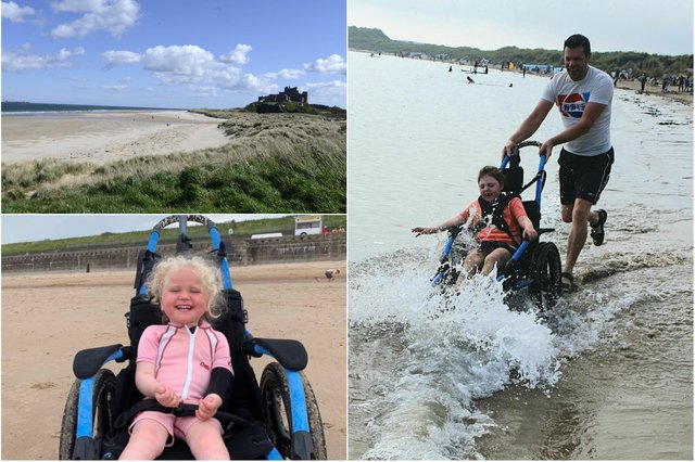 Beach Access North East hopes to set up schemes in Bamburgh and Beadnell.