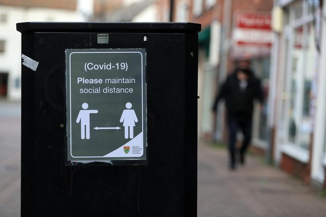 The first changes to covid lockdown rules in 2021 come into force on March 8