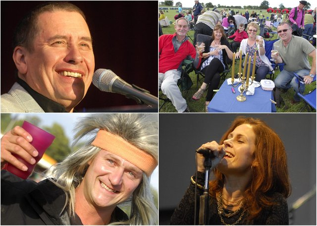 Scenes from the 2010 Pastures concert starring Jools Holland, with guests Alison Moyet, Ruby Turner, Rosie Holland, among others.
