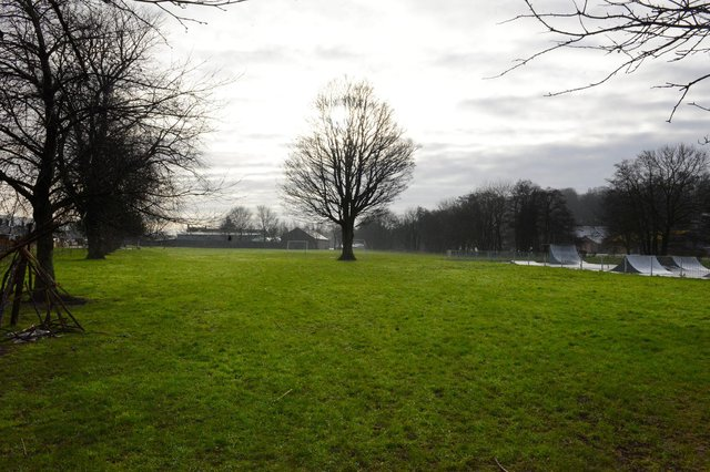 Scott's Park in Wooler. Picture by Jane Coltman