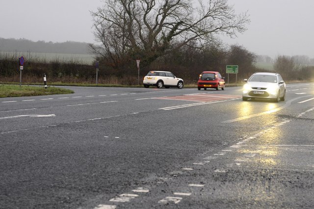 A section of the A1 in Northumberland. Picture by Jane Coltman.