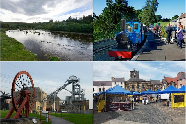 Northumberland attractions.