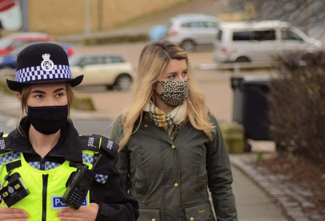Northumbria's Police and Crime Commissioner, Kim McGuinness.