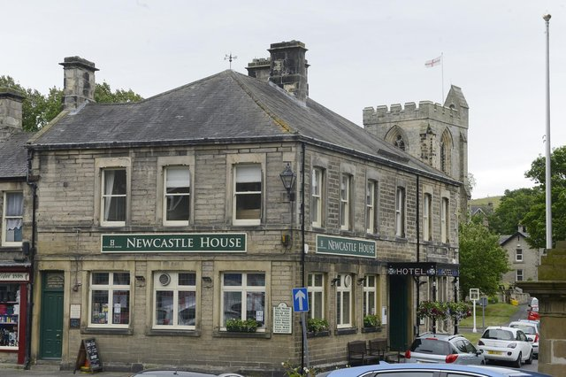 The Newcastle House in Rothbury. Picture by Jane Coltman