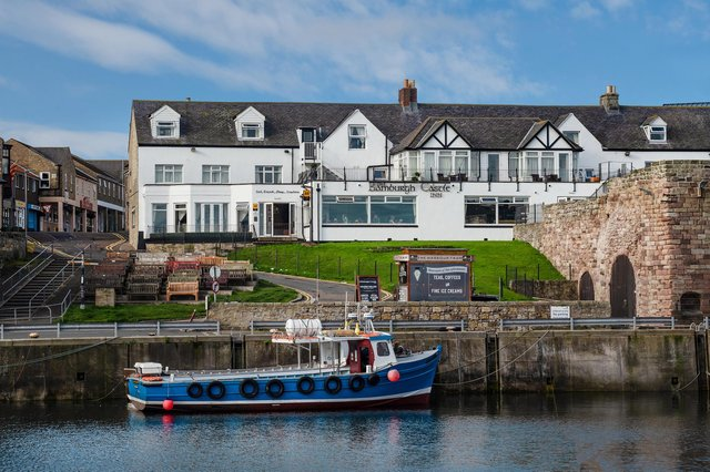 The Bamburgh Castle Inn at Seahouses, part of the Inn Collection Group.