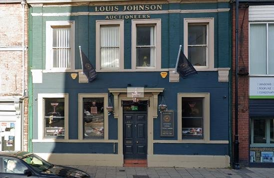 The Auction House in Morpeth