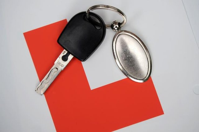 Driving test pass rates fluctuate
