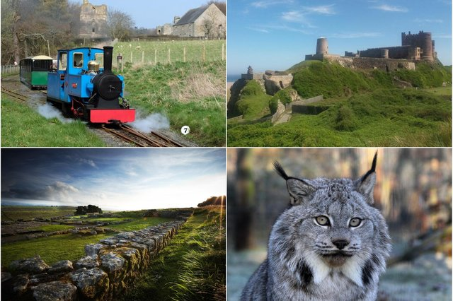 Northumberland tourist attractions.