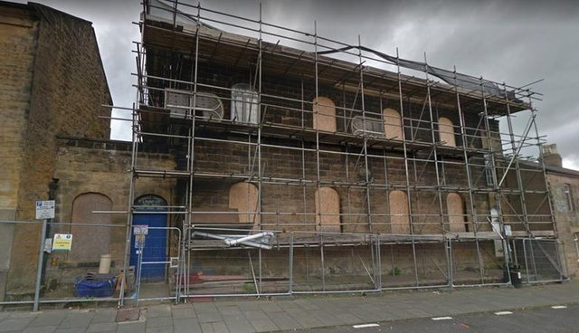 Sion Hall in Alnwick is to be turned into a boutique hotel.