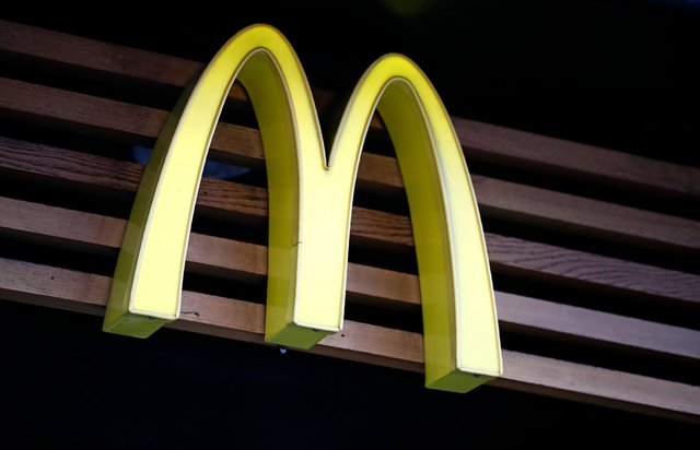 A logo of US burger chain McDonalds. Picture by Tolga Akmen/AFP/Getty Images)