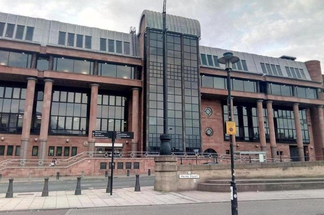 Newcastle Crown Court.