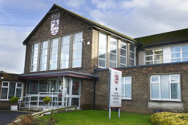 Berwick Academy.