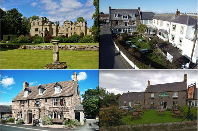 Hospitality businesses for sale in Northumberland.