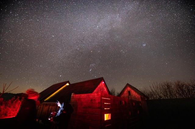 The Northumberland International Dark Sky Park have organised a new virtual festival.