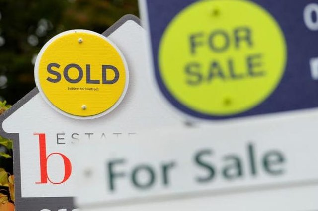 Northumberland house prices fall