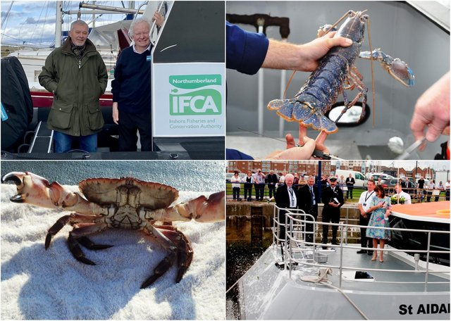 Northumberland Inshore Fisheries and Conservation Authority (NIFCA) is celebrating its 10th anniversary.