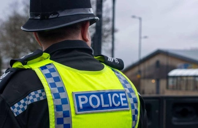 Two teenage boys have been arrested after armed police were called to Alnwick