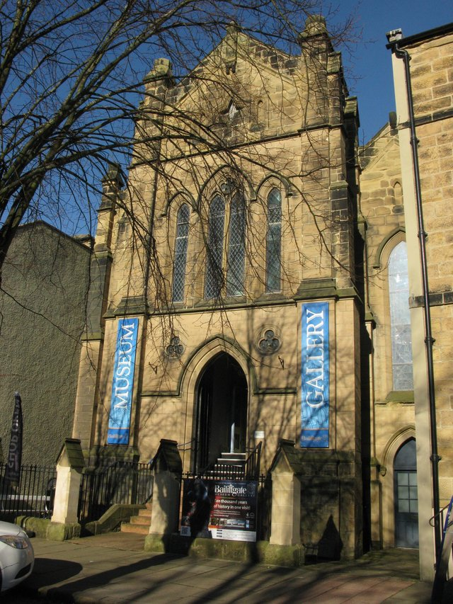 Bailiffgate Museum and Gallery in Alnwick has been voted the most family friendly in the UK.