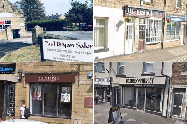 We asked you for your favourite Northumberland hairdressers. Here are 16 you can't wait to visit when they reopen.