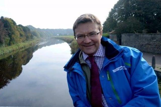 Northumbrian Water's Richard Warneford