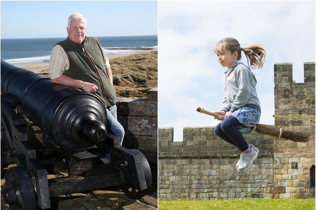 Visitors will be welcomed back to Bamburgh Castle and Alnwick Castle this spring.