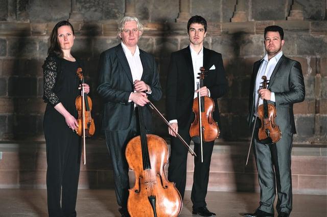 The Dante Quartet.