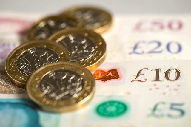£33m in business support cash