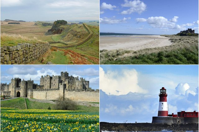 Northumberland visitor attractions.