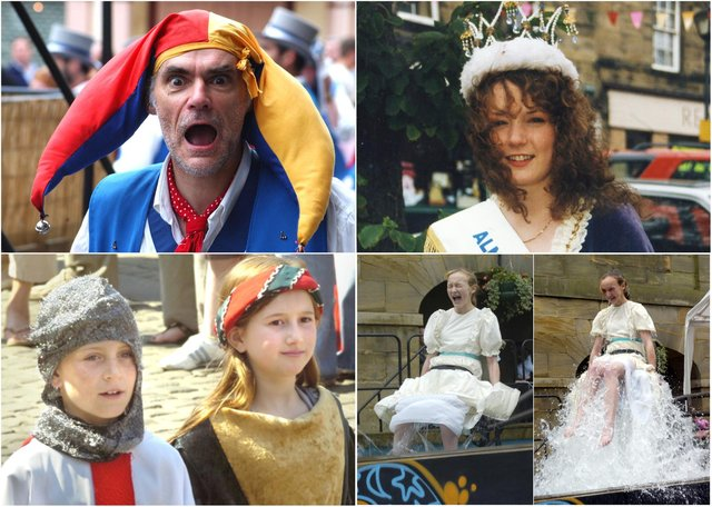A gallery of memories from Alnwick Fair