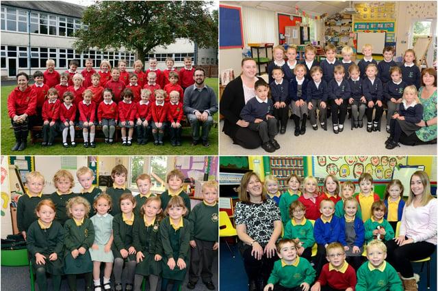 School starters 2015.