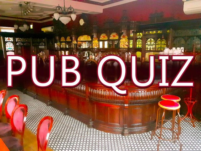 Here are 30 pub quiz questions - without the bother of having to go to the pub.