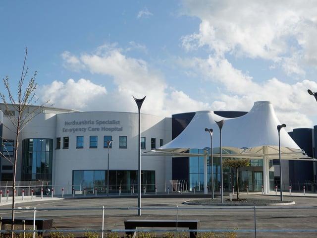 Northumbria Specialist Emergency Care Hospital, Cramlington