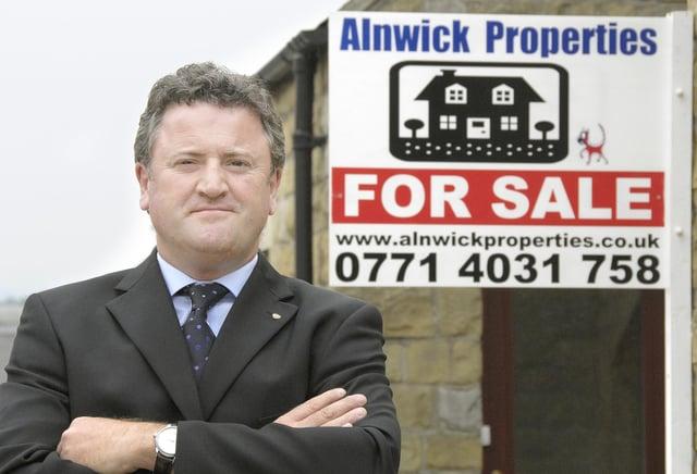 Cllr Martin Harrington, Alnwick Town Council.
