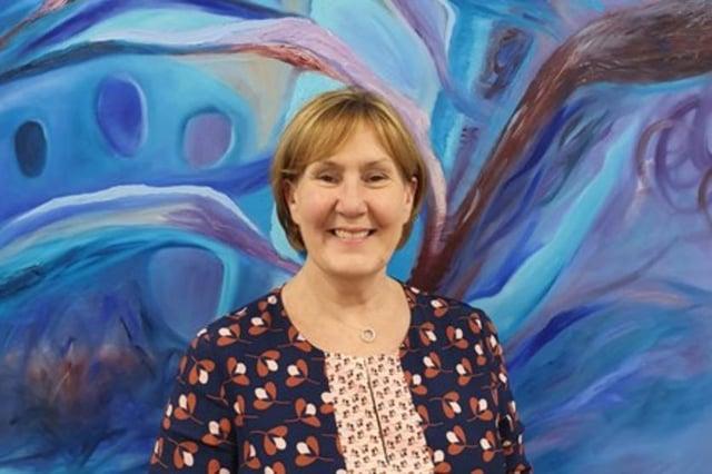 North East Ambulance Servicechief executive Helen Ray.